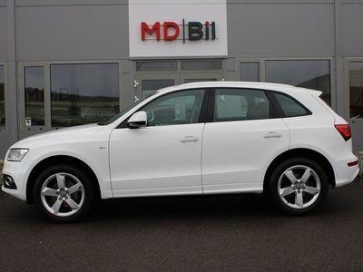 begagnad Audi Q5 2,0 TDI Q EU6 Drag S Line 19