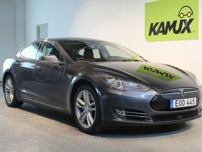 usata Tesla Model S 85 kWh 4925 mil Navi