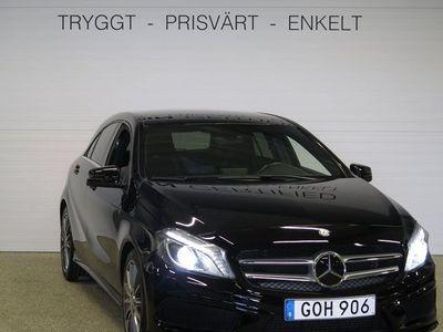 begagnad Mercedes 200 A-KLASSCDI 4MATIC AMG LINE