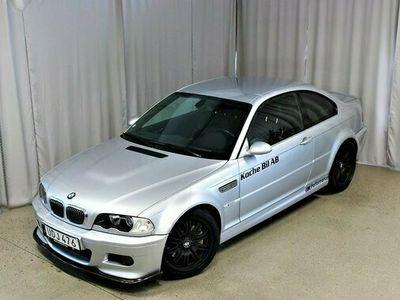 begagnad BMW M3 Coupé SMG SV-Såldltek 2003, Sportkupé Pris 249 900 kr