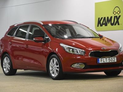 begagnad Kia cee'd sw 1.6 GDI Special Edition Navi S&V-Hjul (135hk)