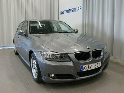 begagnad BMW 320 d EfficientDynamics Edition Sedan Comfort 163hk