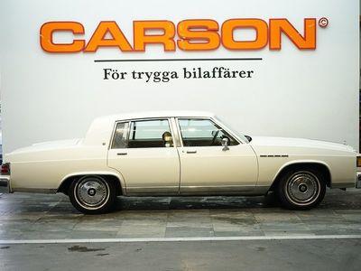 begagnad Buick Electra Limited Sedan 5.7 V8 SV-Såld