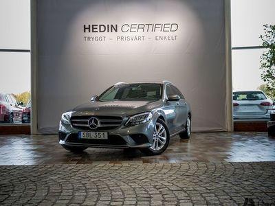 begagnad Mercedes C220 d // Dragkrok & Navigation //