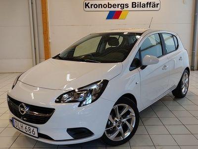 begagnad Opel Corsa Enjoy Plus 5-d 1.4 2019, Halvkombi 139 400 kr