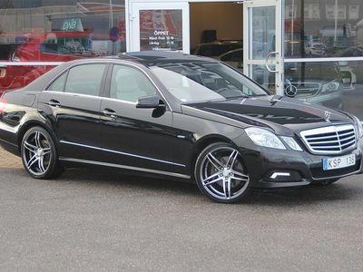 gebraucht Mercedes E350 CDI,231hk,Avantgarde