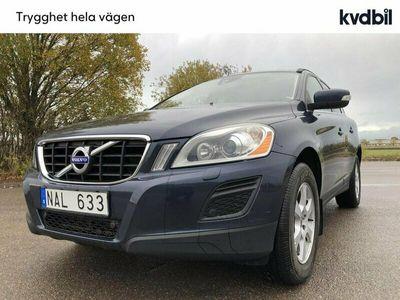 begagnad Volvo XC60 D4 AWD Momentum, Läder