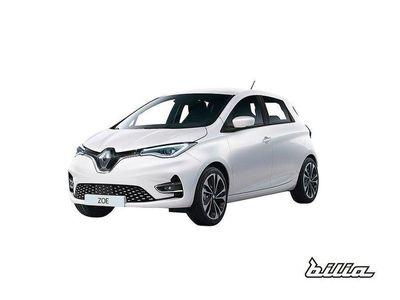 begagnad Renault Zoe PhII 52 kWh Zen batterihyra