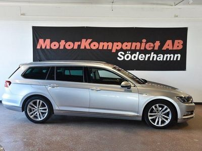 begagnad VW Passat SportsCombi 2.0 TDI SCR 4M dsg Executive Euro 6 190hk
