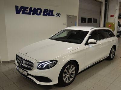 begagnad Mercedes E220 Benz E d 4Matic Avantgarde, Värmare, Burmester 2017, Personbil 399 900 kr
