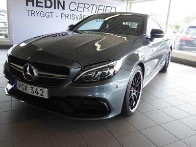 gebraucht Mercedes C63S AMG AMG C 63 S Coupè AMG, 510hk