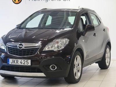 begagnad Opel Mokka X Mokka 1.4 Turbo Automat 2014, SUV 139 800 kr