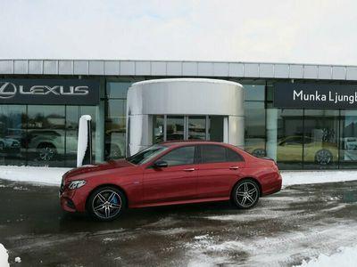 begagnad Mercedes E350 ELaddhybrid 9G-Tronic AMG Sportpkt