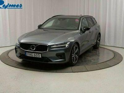 begagnad Volvo V60 T5 R-Design 2019, Kombi Pris 359 000 kr