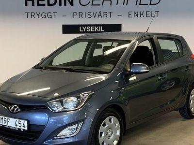 begagnad Hyundai i20 5-dörrar 1.2 86hk / S&V-Däck /