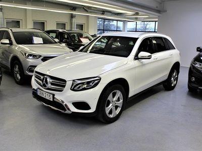begagnad Mercedes GLC220 d 4M 4MATIC 9G-Tronic Euro 6 170hk