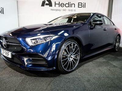 begagnad Mercedes CLS450 4MATIC COUPÉ