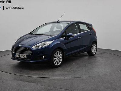 gebraucht Ford Fiesta ECOBOOST 1.0T 100HK MANUELL