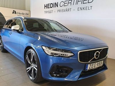 begagnad Volvo V90 V90T5 R-Design -18