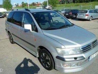 begagnad Mitsubishi Space Wagon 2.4 -01