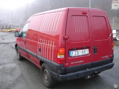 begagnad Citroën Jumpy 110 hdi -07