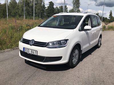 usata VW Sharan 2.0 TDI BlueMotion Technology (140hk)