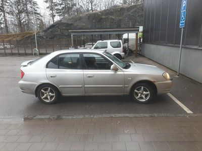 begagnad Hyundai Accent 5-dörrar