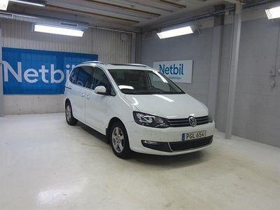 begagnad VW Sharan VW 2.0 TDI Drag 2017, Personbil 175 000 kr