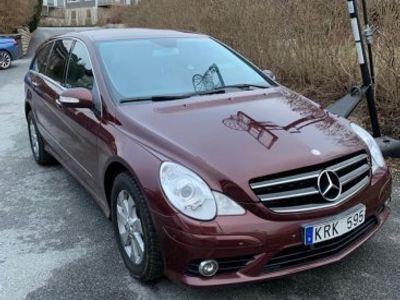 begagnad Mercedes R350 cdi -10