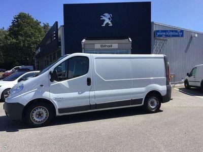 käytetty Opel Vivaro Van 2.0 dCi 115hk