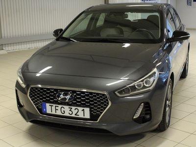 begagnad Hyundai i30 5d 1.4 Turbo 140hk M6 Comfort Launch Edition