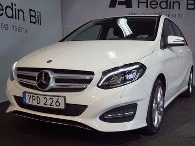 begagnad Mercedes B180 7G DCT SE Edition Premium