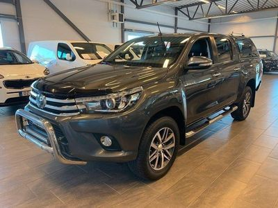 begagnad Toyota HiLux 2,4D 150hk AWD Premium