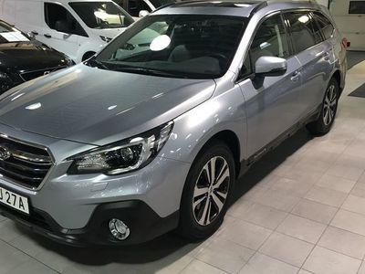 begagnad Subaru Outback SUMMIT 2,5 4WD AUT