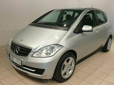 begagnad Mercedes A160 A BenzInk Vinterhjul 2010, Halvkombi Pris 44 900 kr