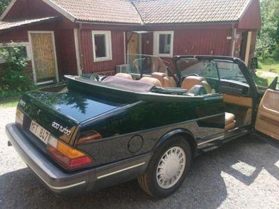 gebraucht Saab 900 Cabriolet en av de aste -87