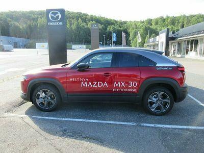 begagnad Mazda MX30 First edition 143 hk Vintage Industrial
