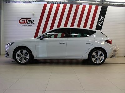 begagnad Seat Leon 1,5 eTSI 150 DSG7 FR *Applecarplay, NAV