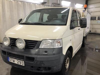 begagnad VW Transporter T5 2.5 TDI Pickup 4-motion