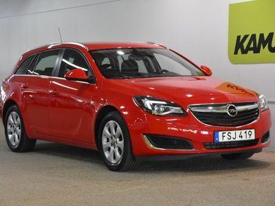 brugt Opel Insignia 2.0 CDTI 4x4 170hk D-värmare