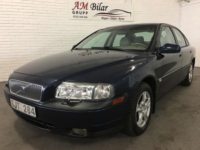 used Volvo S80 2.4 Business 140hk