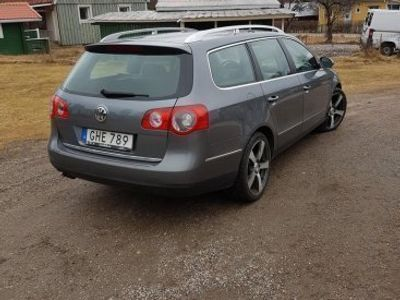 begagnad VW Passat 2.0 tdi 4-motion. -08