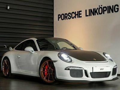 begagnad Porsche 911 GT3 3.8 Clubsport / Lift / Skalstolar