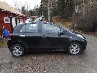 begagnad Toyota Yaris 5-dörrar 1.33 Dual VVT-i 2010, Halvkombi 43 500 kr