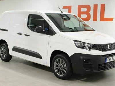 begagnad Peugeot Partner PRO L1 3,3m3 BlueHDi 130 EAT8 S&S -Demo