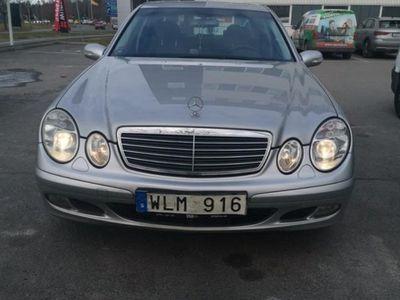 begagnad Mercedes E200 Kompressor 163hk