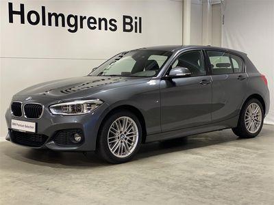 begagnad BMW 120 d xDrive M-Sport Backkamera HiFi