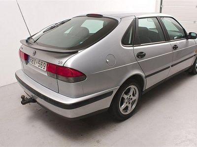 begagnad Saab 9-3 2.0T 5D Sedan