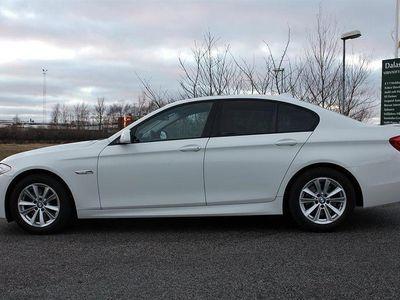 begagnad BMW 525 d / Automat / M Sport / Läder /