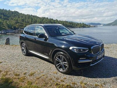 begagnad BMW X3 XDRIVE20D
